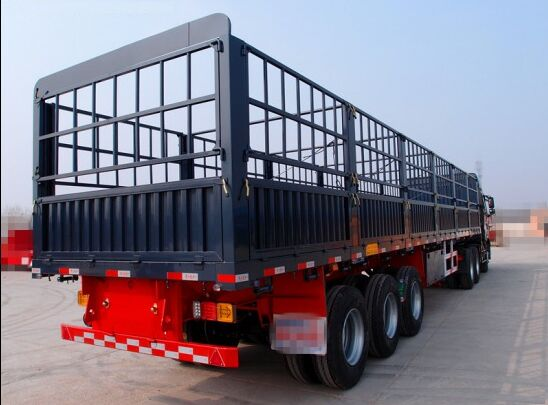3 Axles Cang-gate transport Semi-trailer
